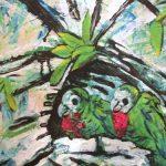Parrots Of Bahamas 1