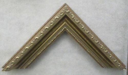 Antique Gold Scoop | Nassau Glass Company