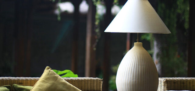 Lamps & Replacement Shades